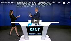 Mark Meller Rings NASDAQ Opening Bell Vi