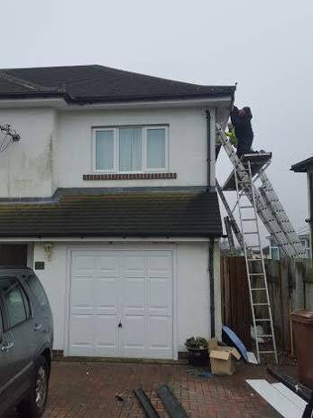 Local roofers Leeds