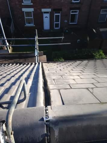Bonding gutters