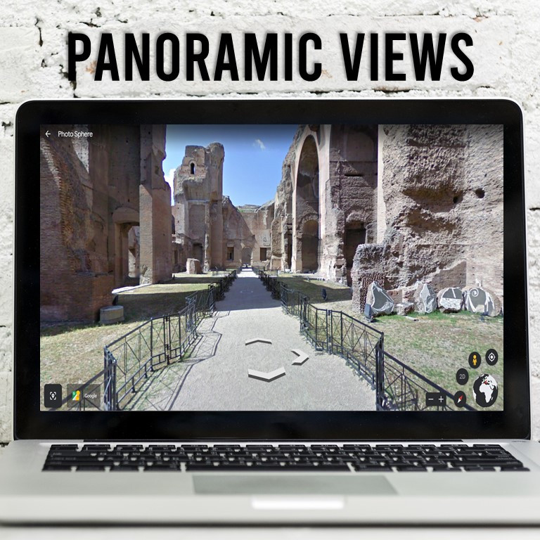 Virtual Field Trip of the Roman Baths, Roman Theatre, and Roman Amphitheaters