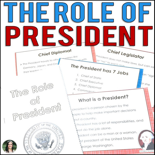 The Role of United States President