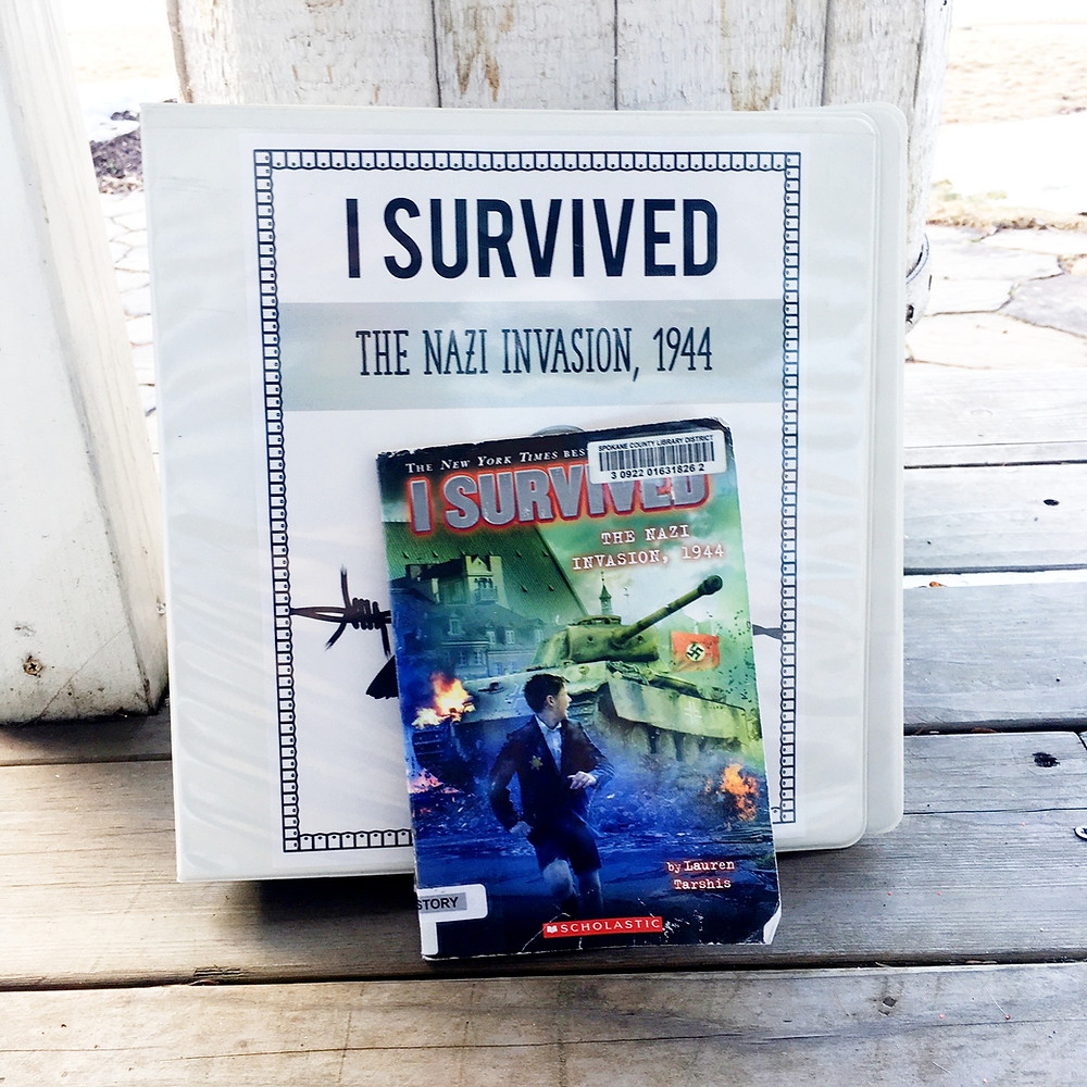 I Survived the Nazi Invasion Book Club Study Guide