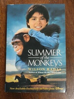Summer of the Monkeys Book Study Resource