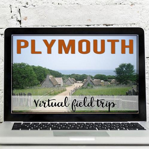 Plymouth Colony Virtual Field Trip (Google Earth Exploration)