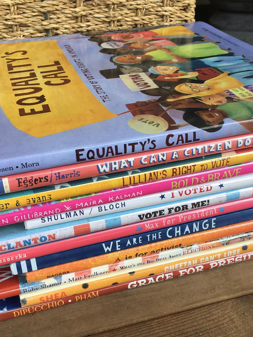 Picture Books about Voting and Elections