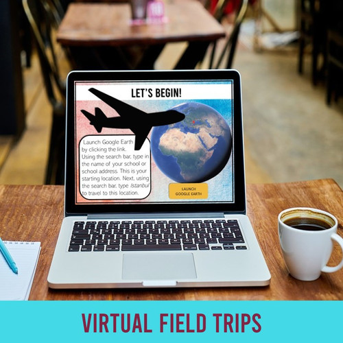 Social Studies Virtual Field Trips