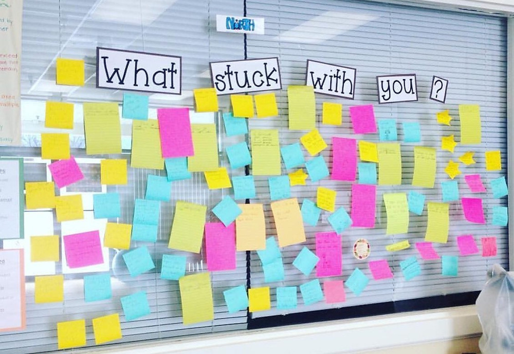 What Stuck with You? Exit Ticket Idea for Social Studies Class