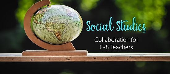 Social Studies Facebook group for elemen