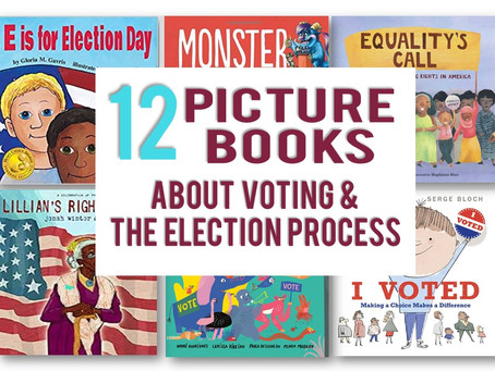 Mentor Texts about Voting and the Election Process