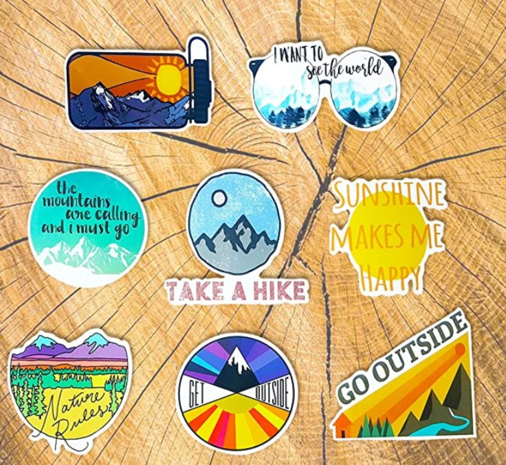 Fun Stickers for Social Studies Teachers to give as incentives or gifts