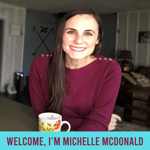 Michelle McDonald Social Studies Teacher