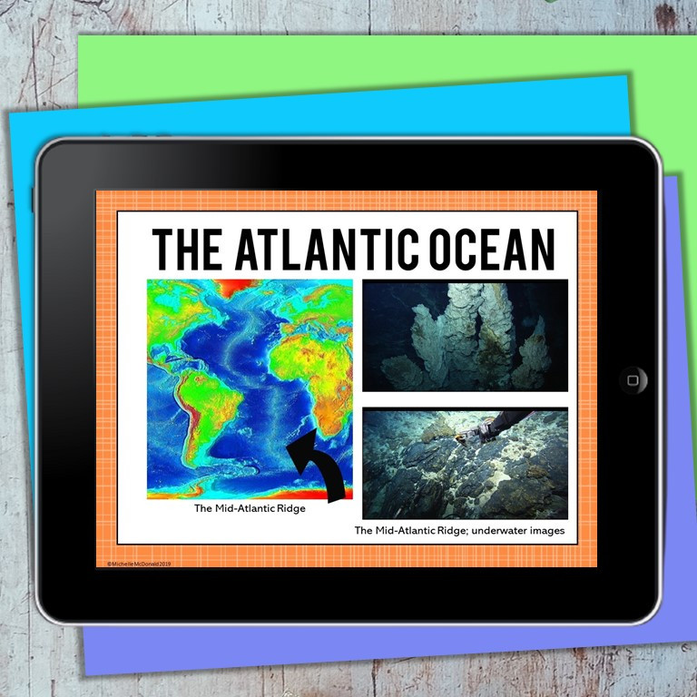 Five Oceans Slide Show