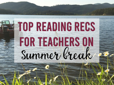 My Top Summer Reading Recs for Social Studies Teachers and Educators