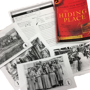 The Hiding Place Book Study