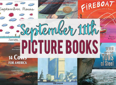 Picture Books for Teaching September 11th in Elementary