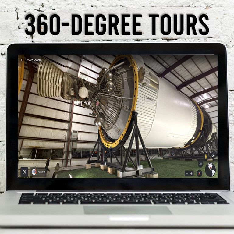 NASA Space Centers Virtual Field Trip with Clickable Links