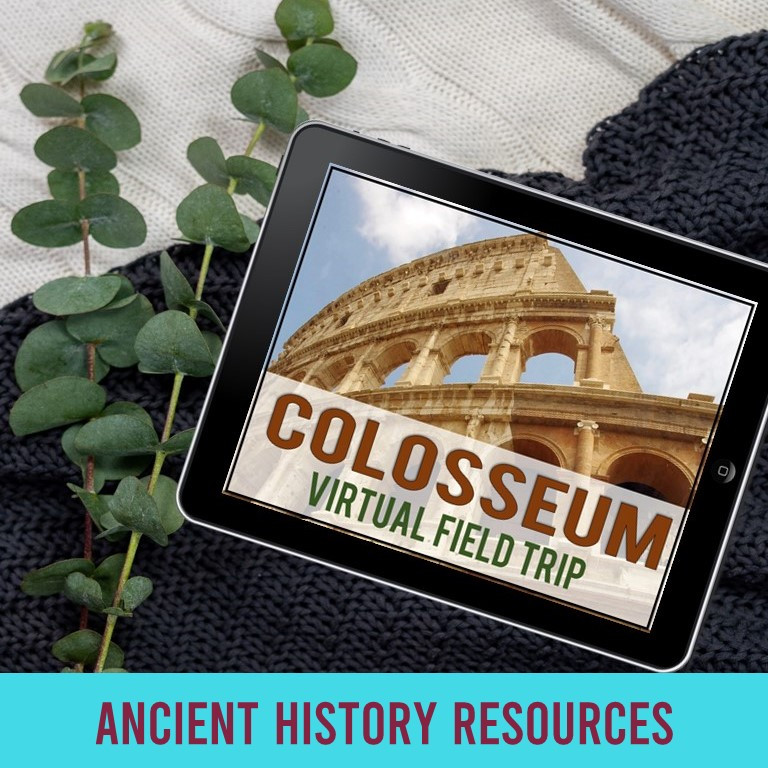 Ancient History Lesson Plans for Middle