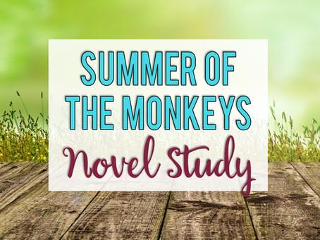 Summer of the Monkeys Novel Study