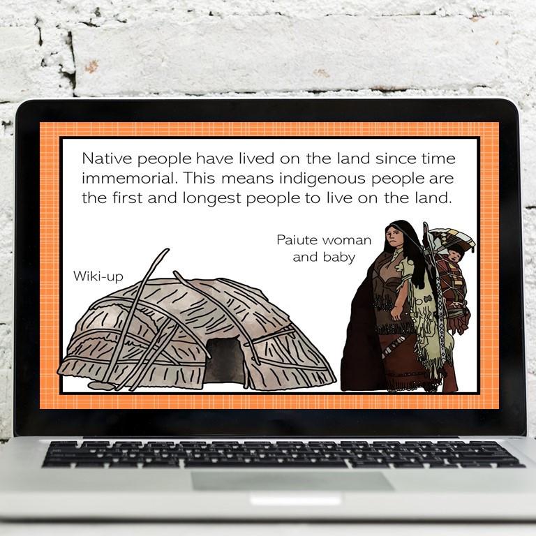 Virtual Field Trip Regions of North America and Indigenous People
