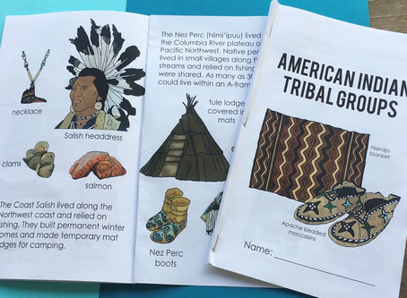 Teaching American Indian Tribal Groups in Elementary