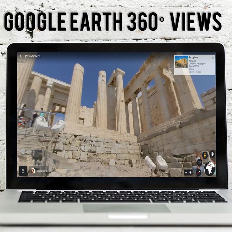 Virtual Field Trip to Ancient Greece