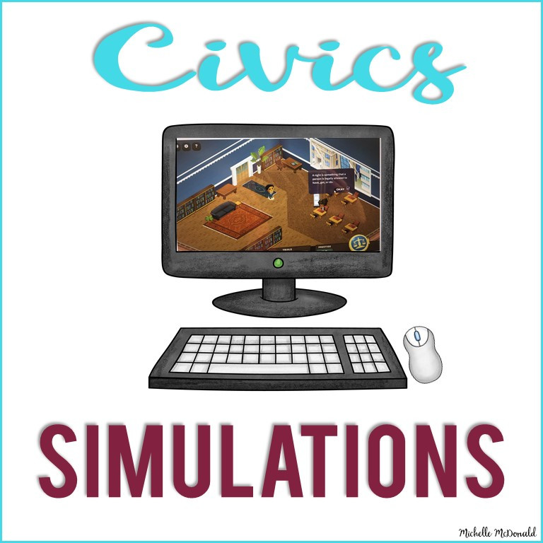 Online Civics Games for Teens