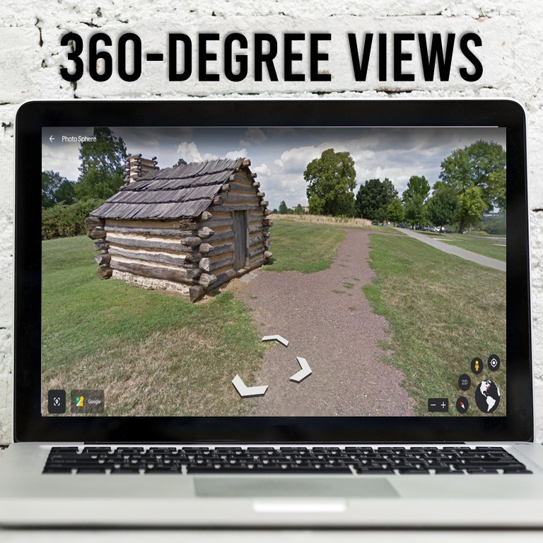 Valley Forge Virtual Field Trip for 5th Grade
