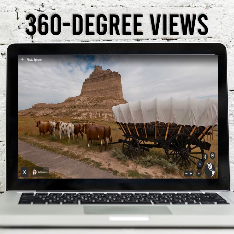Oregon Trail Simulation with Links