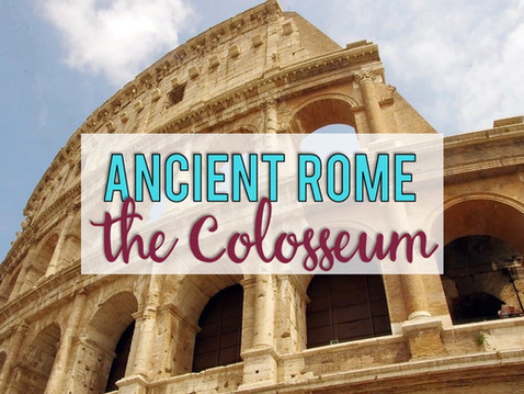 Ancient Rome Digital Activity for World Civilizations