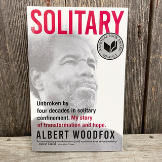 Solitary by Albert Woodfox