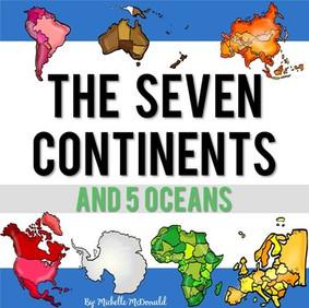 Seven Continents  Unit