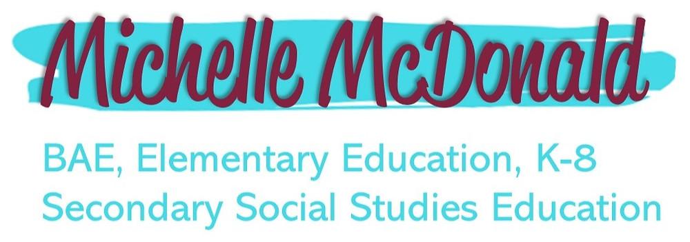 Michelle McDonald TpT