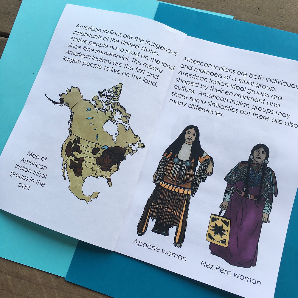 Teaching American Indian history in elementary