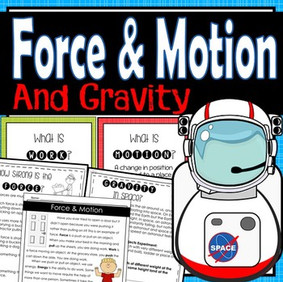 Force, Motion and Gravity Unit