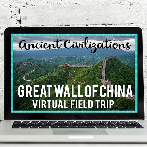 Ancient Civilizations: Great Wall of China Virtual Field Trip (Google Earth)