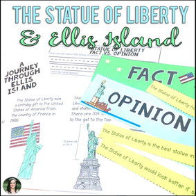 The Statue of Liberty & Ellis Island Bundle