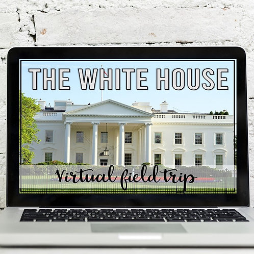 White House Virtual Field Trip (Google Earth Exploration)