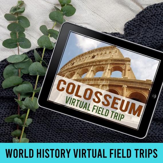 World History Virtual Field Trips