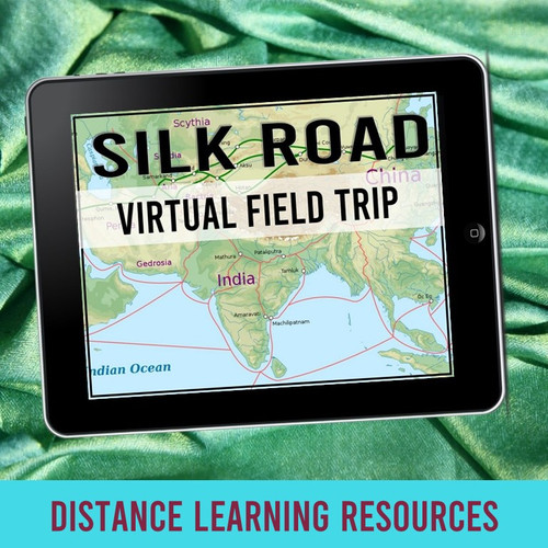 Distance Learning Social Studies for Mid