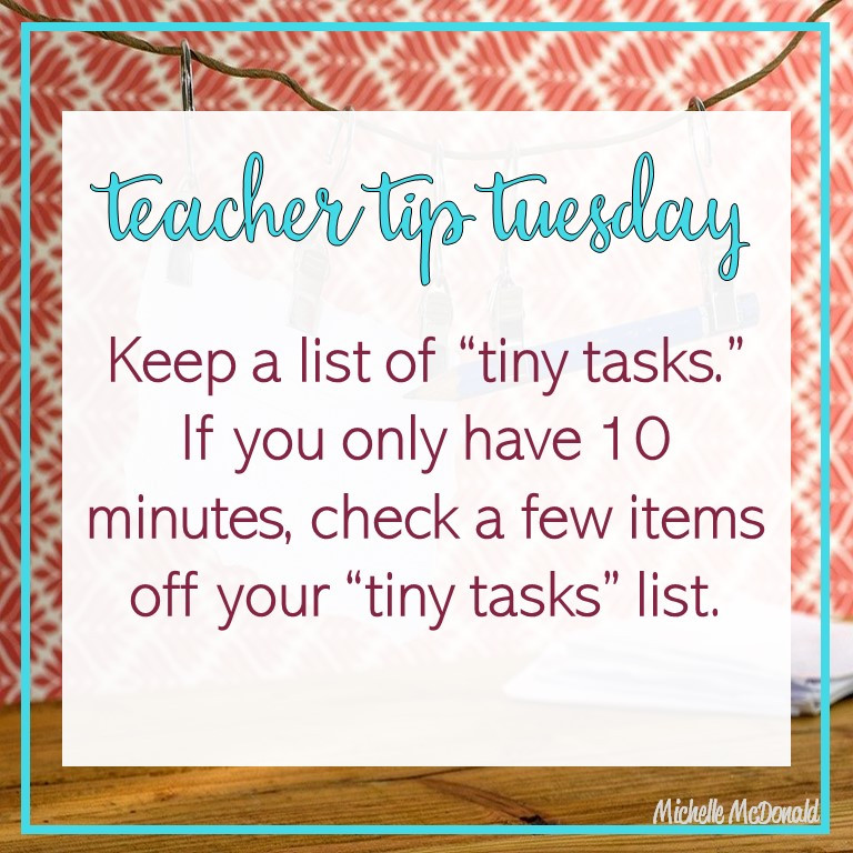 tips for teachers that are struggling with long work hours and need help with lesson planning prep and organization