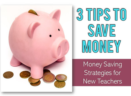 3 Ways to Save Money on Classroom Set Up