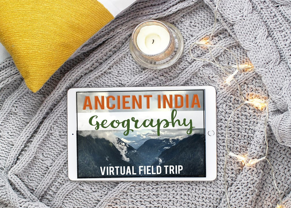 World Civilizations Digital Lesson for the Geography of India
