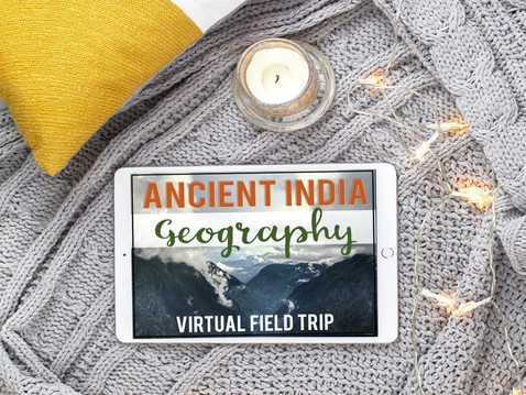 World Civilizations Digital Lesson: The Geography of India