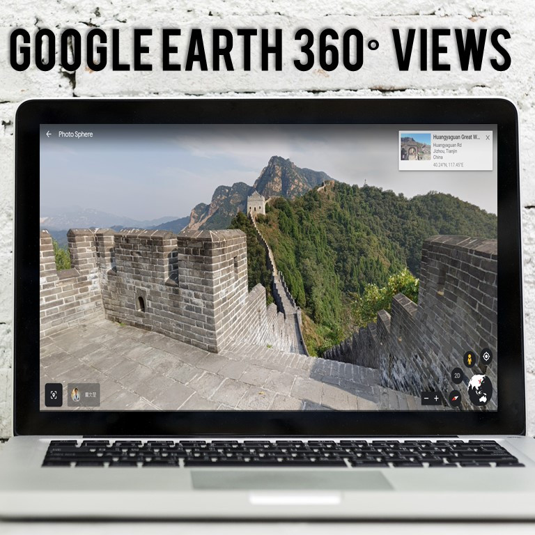 Great Wall of China Virtual Field Trip Activity for Digital Learning