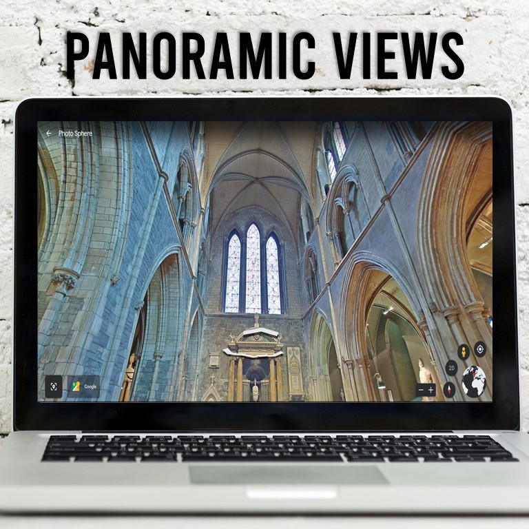Virtual Field Trip of St. Patrick's Cathedral for Middle School