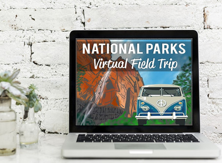 Take Your Students on a Virtual Field Trip to the National Parks