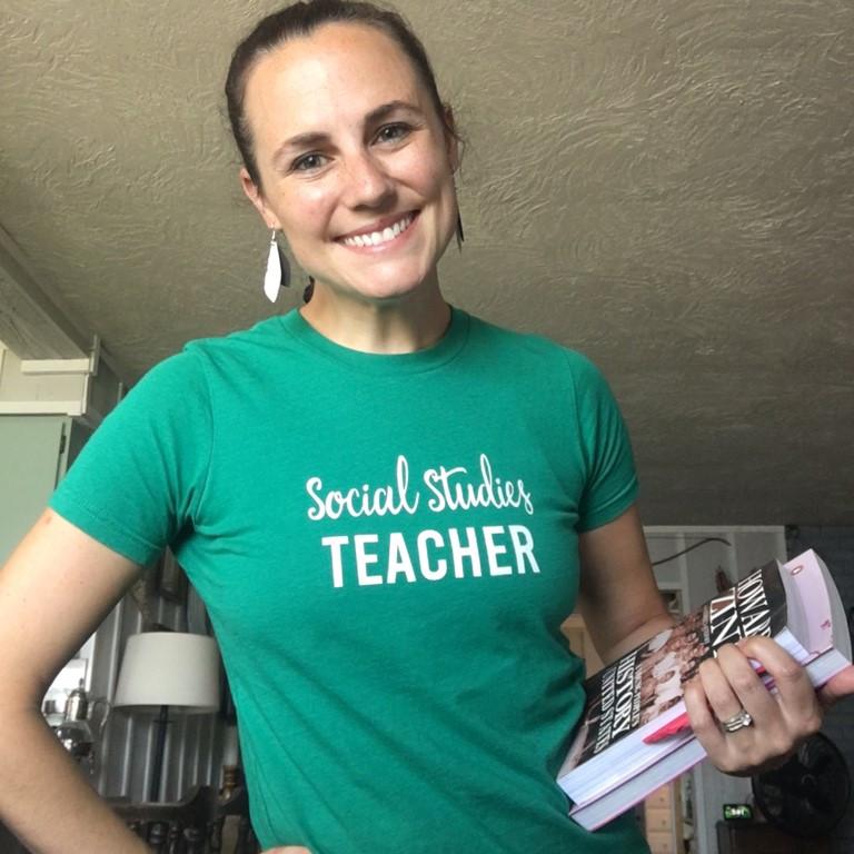 Social Studies Teacher T Shirt