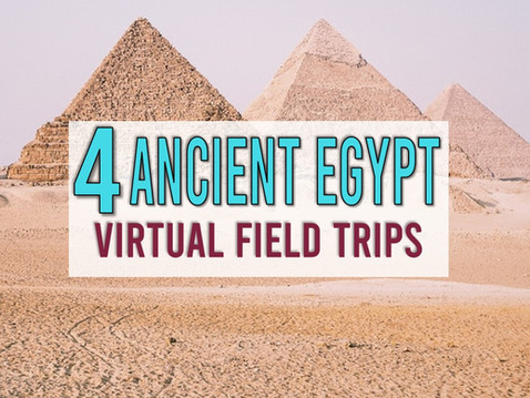 4 Exciting Lesson Activities for Teaching Ancient Egypt