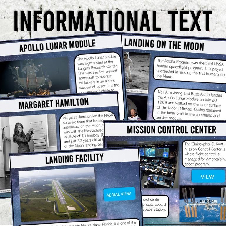 NASA Space Centers Virtual Field Trip
