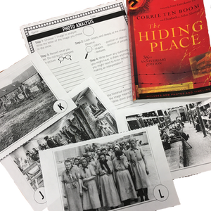 The Hiding Place by Corrie Ten Boom Book Study